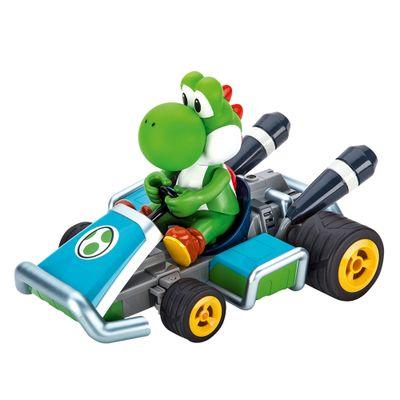 Carro-de-Controle-Remoto-Mario-Kart-Yoshi-Carrera