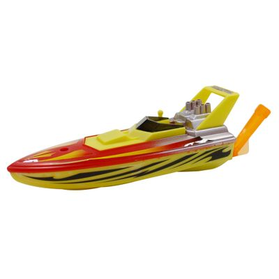 Lancha-Hydro-Craft-Amarela-New-Toys