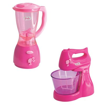 Kit-de-Utilidades-Barbie-Liquidificador-e-Batedeira-Lider
