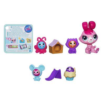 Conjunto-Littlest-Pet-Shop-e-Amigos-Sweet-Garden-Fun-Hasbro
