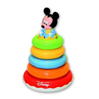Argolas de Empilhar Mickey - Toyng - Disney