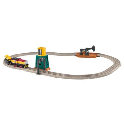 Ferrovia-Thomas---Friends-Acao-no-Trilhos-Pump-e-Fill-Oil-Works-Set-Fisher-Price