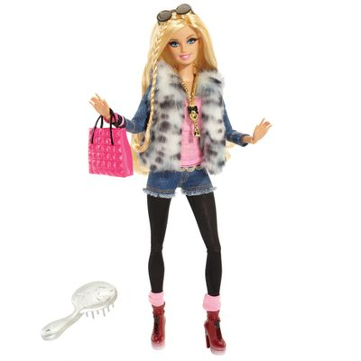 Boneca Barbie Style Luxo - Barbie - Mattel