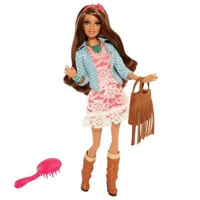 Boneca Barbie Style Luxo - Teresa - Mattel