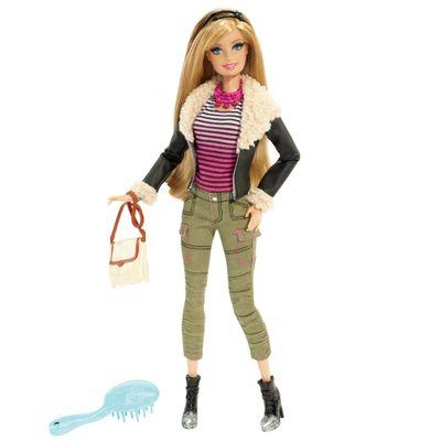 Boneca Barbie Style Luxo - Raquelle - Mattel