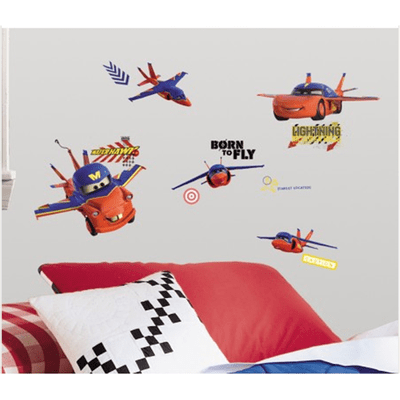 Adesivo Decorado Air Mater Cars - Disney