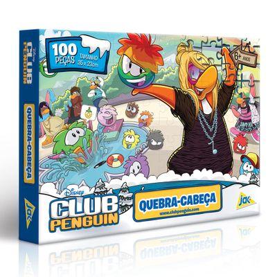 2026---Club-Penguin---Quebra-Cabeca-100-pecas---Embalagem