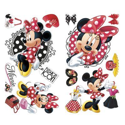 Adesivo de Parede - Minnie - RoomMates - Disney