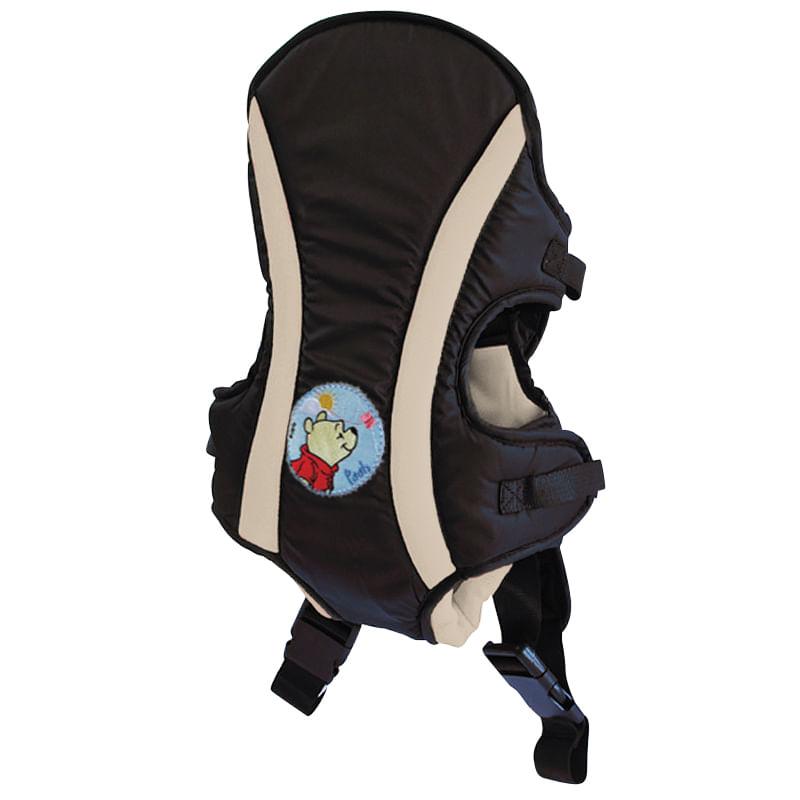 Mochila Canguru para Bebê Baby Disney Pooh Bebê Doce