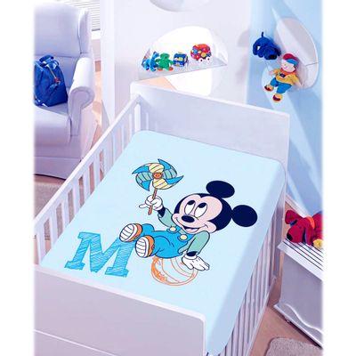 Manta-de-Microfibra---Disney-Mickey-Catavento---Azul---Jolitex1000