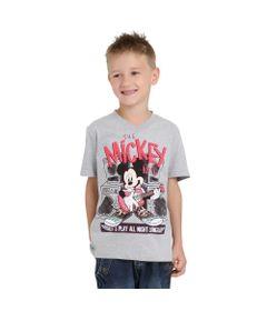 Camiseta-Disney-Masculina-Manga-Curta---Mescla-Claro---Cativa