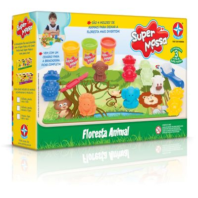 Super Massa - Floresta Animal - Estrela