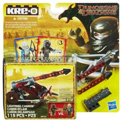 Kre-o Dungeons e Dragons - Canhão de Batalha - Hasbro