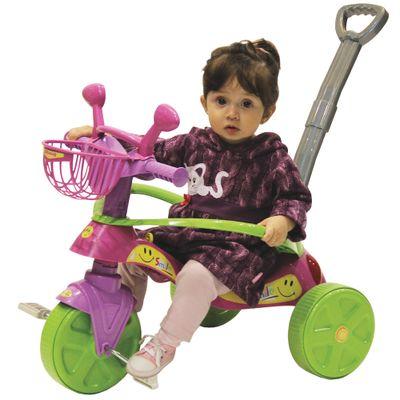 Triciclo-Smile-Confort-Rosa-2