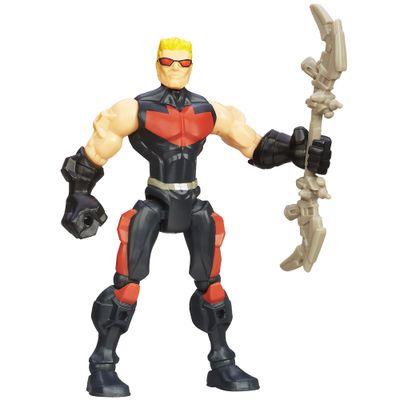 Boneco Marvel Super Hero Mashers - Hawkeye - Hasbro