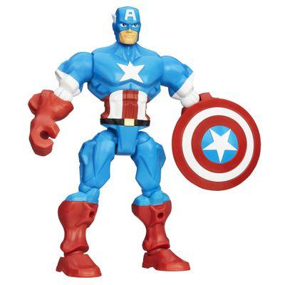 Boneco-Marvel-Super-Hero-Mashers---Capitao-America---Hasbro---A6827