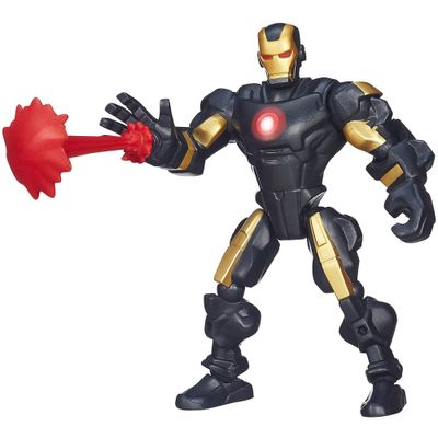 Boneco-Marvel-Super-Hero-Mashers---Iron-Man---Hasbro---A6830