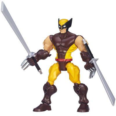 Boneco-Marvel-Super-Hero-Mashers---Wolverine---Hasbro---A8856