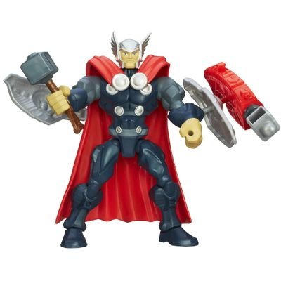 Boneco-Marvel-Super-Hero-Mashers-Battle---Thor---Hasbro---A6835