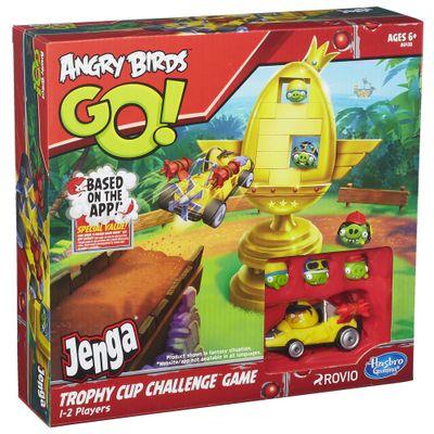 Jogo Angry Birds Go! Trophy Cup Challenge - Hasbro