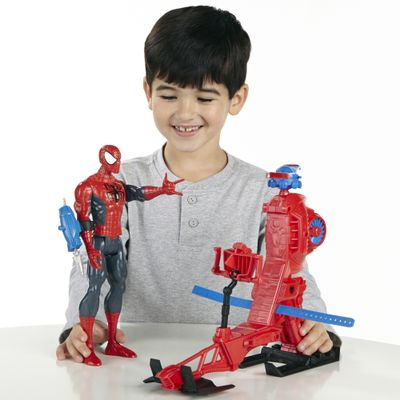 Boneco-Ultimate-Spider-Man-Titan-Hero-com-Web-Copter---Hasbro---A6747