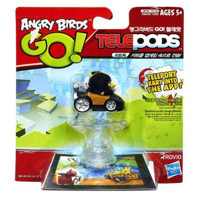 Telepods Angry Birds GO! Veículo - Bomb - Hasbro