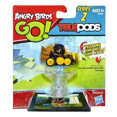 Telepods Angry Birds GO! Veículo - Bomb - Série 2 - Hasbro