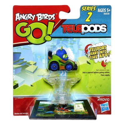 Telepods Angry Birds GO! Veículo - Corporal Pig - Série 2 - Hasbro