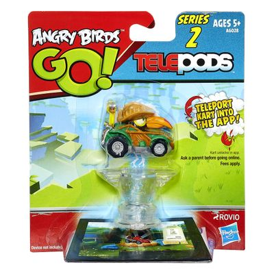 Telepods Angry Birds GO! Veículo - Hal - Hasbro