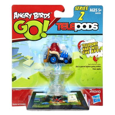 Telepods Angry Birds GO! Veículo - Terence - Hasbro