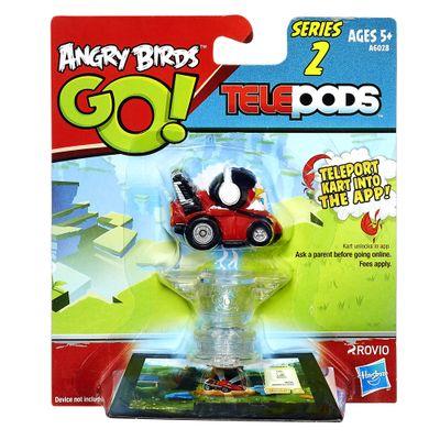 Telepods Angry Birds GO! Veículo - Red - Série 2 - Hasbro