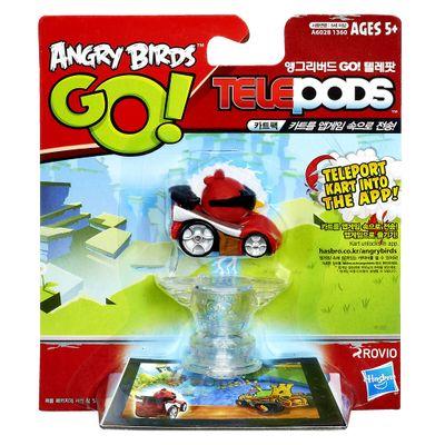 Telepods Angry Birds GO! Veículo - Red - Hasbro