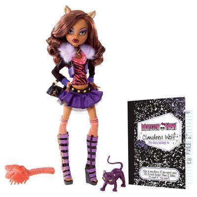 Boneca-Monster-High-Classica---Clawdeen-Wolf---Mattel---BBC62
