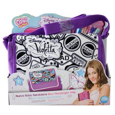 Bolsa-Bandoleira-Infantil-para-Colorir-Disney-Violetta-Toyng