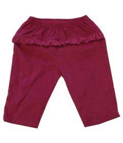 Calca-de-Veludo-com-Babados---Pink---Tilly-Baby---142003