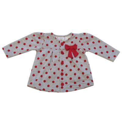Casaco-de-Moletom-Cinza-com-Lacinho---Vermelho---Tilly-Baby---142009