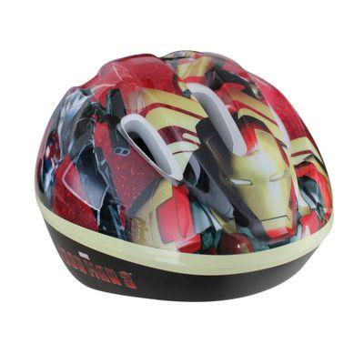 Capacete Infantil - Marvel Iron Man - DTC - Capacete Infantil - Marvel Iron Man- DTC