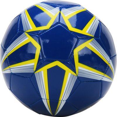 Bola de Futebol - Azul e Amarela - DTC