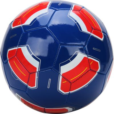 Bola de Futebol - Azul e Vermelha - DTC