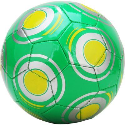 Bola de Futebol - Verde e Amarelo - DTC