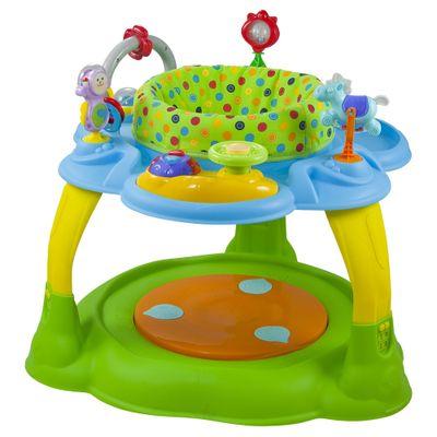 Centro de Atividades com Assento Giratório - Play Move - Burigotto