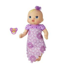 Boneca-Baby-Alive-Recem-Nascida-Vestido-Lilas-com-Chupeta-Hasbro