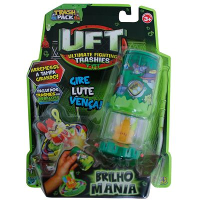 Trash Pack - UFT Brilho Mania - Trash Aliens - DTC