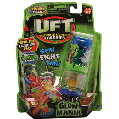 Trash Pack - UFT Brilho Mania - Aqua Trash - DTC