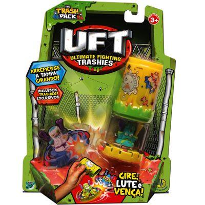 Trash Pack - UFT Brilho Mania - Comidas Tragadas - DTC