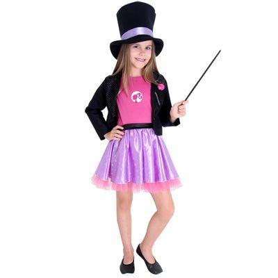 Fantasia Barbie Quero Ser... Mágica - Sulamericana