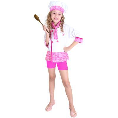 Fantasia Barbie Quero Ser... Chef de Cozinha - Sulamericana