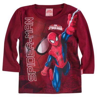 Camiseta-Malha-Manga-Longa-Spider-Man-Vinho---Brandili---1---051669