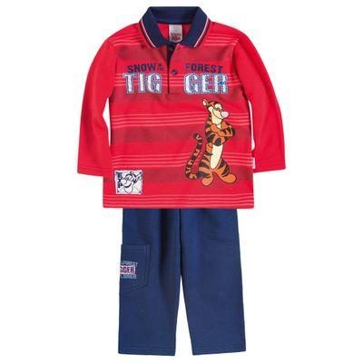 Conjunto-Polo-Tigrao-Winnie-The-Pooh-Vermelho-Brandili---1---051673