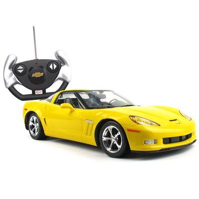 Carrinho-de-Controle-Remoto---Chevrolet-Corvette-C6-GS---1-12---CKS---42700